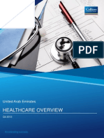 UAE Healthcare Overview Q4 2013 Colliers International
