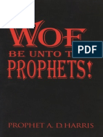 Woe Be Unto the Prophets - Harris.pdf