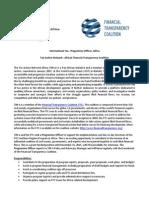 TJNA - FTC Programme Officer Job Description - February 2015