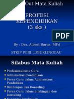 Profesionalisme Guru(1)