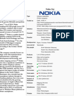 Nokia - Wikipedia, The Free Encyclopedia