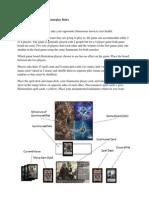 Prototype Rules - Summoners