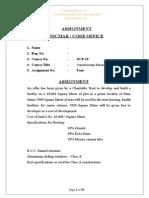 NCP-29 Construction Finance Management