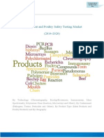 Global Meat and Poultry Safety Testing Market