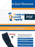 Prudential Overall Supply - Protective Gear Showcase