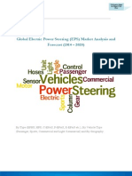 Global Electric Power Steering (EPS) Market Analysis and Forecast