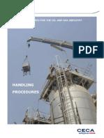 CECA -Adsorbents Handling Procedures