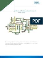 Global Mining Chemicals Market Analysis & Forecast (2014 – 2020)