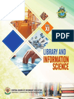 16_Library & Information Science Class XI