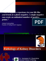 Pathology of Kidney