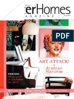 Better Homes LLC Magazine Dubai Jan 15