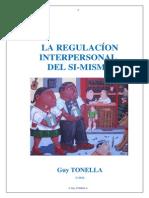 Tonella, 2013, La Regulacion Interpersonal Del Si-mismo