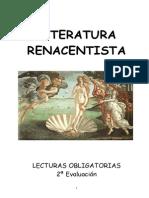 Antologia Renacimiento y Barroco