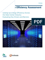 Data Center Efficiency Assessment IP