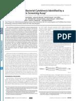 Novel Inhibitors of Bacterial Cytokinesis Identified by a Cell-based Antibiotic Screening Assay.pdf