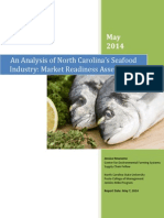 NCGT Analysis of NCs Seafood Industry Market Readiness Assessment
