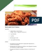 Buttermilk Fried Chicken (Michael Smith)