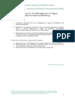 Guidelines Ugb