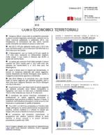 Il rapporto Istat sulla ricchezza per territori