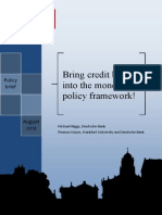 p Fm Credit Policy Brief