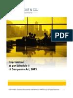 Depreciation 2013 Act
