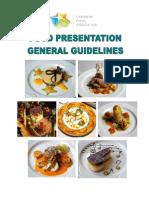 Food Presentation Manual
