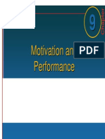 Management_009 Motivation & Performance