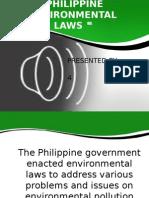 Philippine Environmental