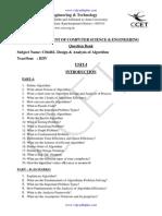 4.Design Analysis of Algorithm QB