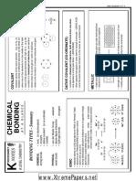 Chemical Bonding 2