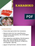 8. KAMABOKO