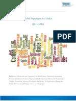 Global Supercapacitor Market   (2014-2020)