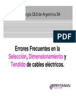 ErroresdimensionadoytendidodecablesBT