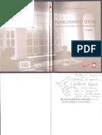 Livro Planejamento Social Intencionalidade e Instrumentação-Myrian Veras Baptista 2ª. Edição