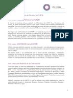 Los Roles de Perú en La COP20 Ac