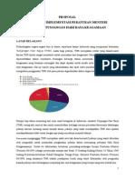 Proposal Teknis - Telaahan Permen Tentang THR