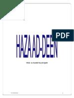 Haza Ad Deeen