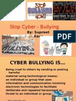 cyberbullying powerpoint