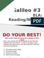 galileo test