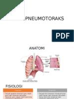 hidropneumothorax by kobinathan