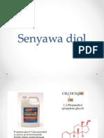 4. Senyawa diol