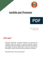 Gestión Por Procesos Octubre2014