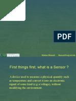 Role of MEMS in Sensors