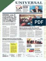 GradoCeroPress Lun 09 2015 Portadas Medios Nacionales