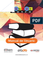 Manual de Usuario Bibliometro