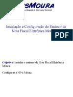 Instalação e Configuração Do Emissor de NF-e Moura 2.0