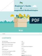 The Beginners Guide to Project Management Methodologies