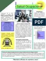 Boletines de Salud Ocupacional Final