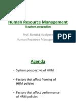 HR 101 - Session 1