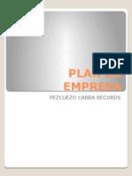 Plan de Empresa